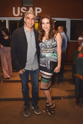 Ricardo y Karina Jaar