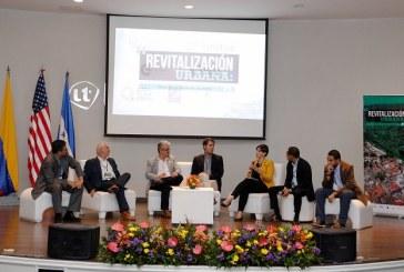 Unitec es sede de importante conversatorio sobre revitalización urbana