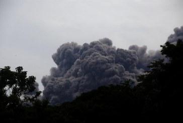 Erupción del Volcán de Fuego deja al menos 7 muertos en Guatemala