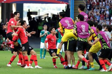 Corea del Sur da la sorpresa y elimina a Alemania en la primera ronda del Mundial