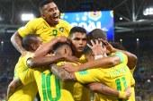 Brasil derrotó a Serbia por 2-0 y rompe el maleficio mundialista, jugará contra México