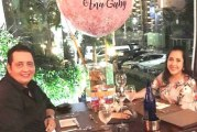 Recuerdos para Ana Gabriela en su aniversario de bodas