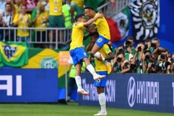 Brasil se afirma como el gran candidato y despierta a México del sueño mundialista
