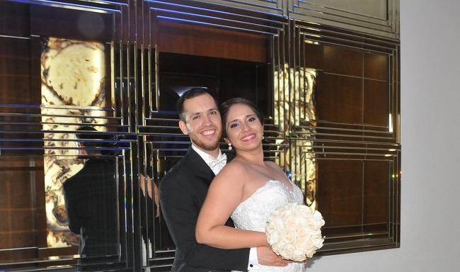 La boda de María Fernanda y Samuel: dos culturas latinas fundidas para siempre