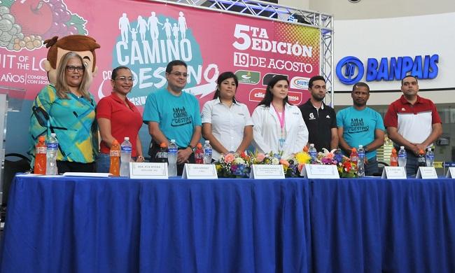 Preparan quinta caminata familiar a favor de sala de emergencia del Hospital Mario C. Rivas