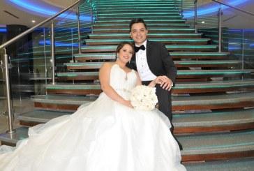 La boda de José Manuel y Katherine Fabiola: la representación más exacta de la ilusión y el amor
