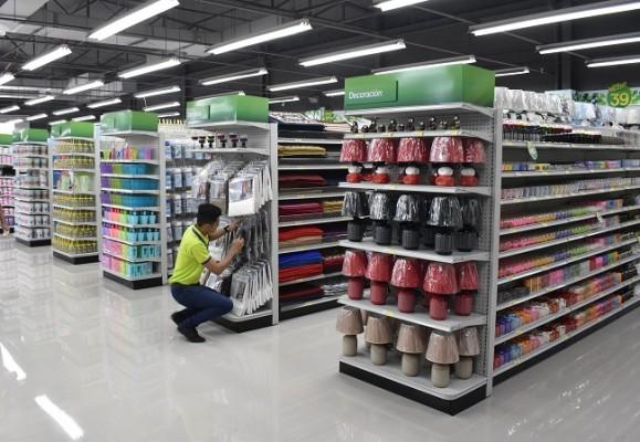 En esta tienda encuentra artículos para el hogar, productos de limpieza, de cuidado personal, escolar, fiestas y eventos, cocina, juguetes y jardinería