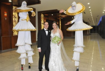 """La boda de Jorge y Ana: un """"Sí, quiero"""" de auténtica esencia rústico chic"""