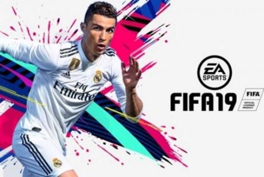 Cambio en el videojuego FIFA19: así luce Cristiano Ronaldo tras su llegada a la Juventus