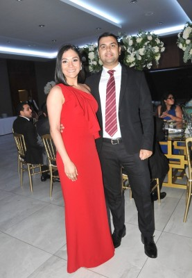 Iris Chinchilla y Rafael Ruíz