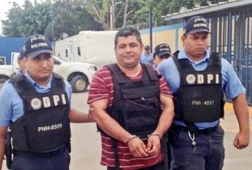 Capturan a exregidor de Jutiapa, Atlántida, acusado de narcotráfico