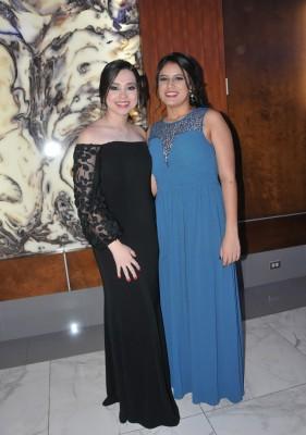 Jenny Ochoa y Esther David