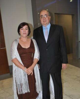 Jorge Ortega y Elida Ortega
