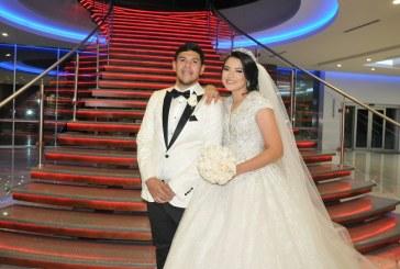 La boda de César y Kimberly: Lo que Dios unió, no se puede separar