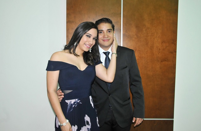 La boda civil de David y Kimberlyn ¡íntima e inspiradora!
