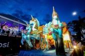 Colorido Desfile de Carnaval vivieron miles de sampedranos, en el cierre de la feria Juniana 2018
