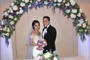 La boda de Elvin y Claudia…La belleza de los pequeños detalles
