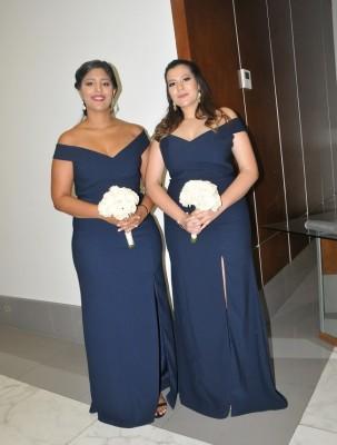 Melissa Mihasca y Andrea Avelar