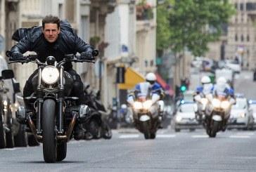 La sexta entrega de la saga 'Mission: Impossible – Fallout' lidera taquilla de EEUU y Canadá