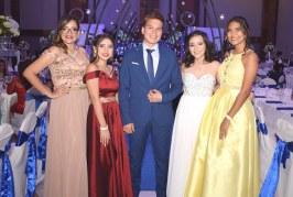 Ice Prom Party de la Escuela Bilingüe Kiddy Kat e Instituto Morazzani