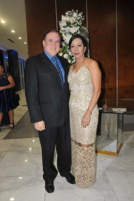 Rainieri Estrada y Gabriela de Estrada