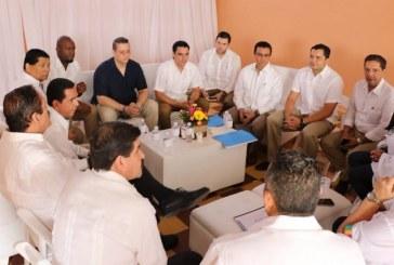 Ebal Díaz, presenta a Comisión Especial del CN propuesta para reformas electorales durante Congreso Movil de Gracias