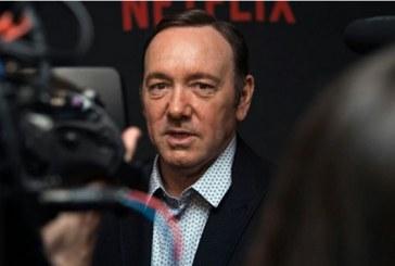 Kevin Spacey bajo lupa de investigación por tres nuevas agresiones sexuales a hombres