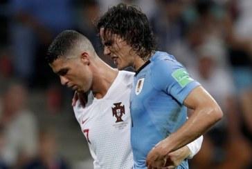 Confirman medios uruguayos que Edinson Cavani queda descartado para el partido ante Francia