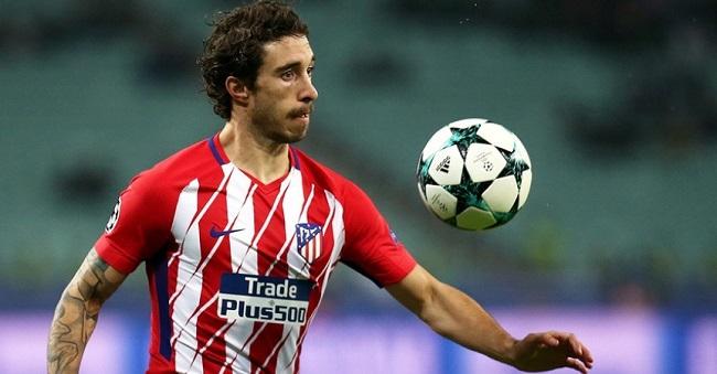El Atlético cedió a Vrsaljko al Inter de Milán