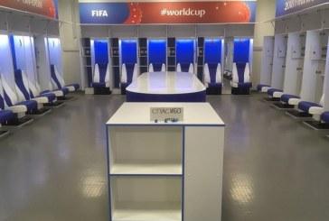 La última lección de disciplina, la Selección de Japón así dejó de reluciente el vestuario tras quedar eliminados