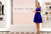 Ivanka Trump anuncia el cierre de la marca de moda que lleva su nombre