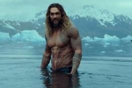 """Mira como anunció Jason Momoa el estreno de """"Aquaman"""" (+video)"""