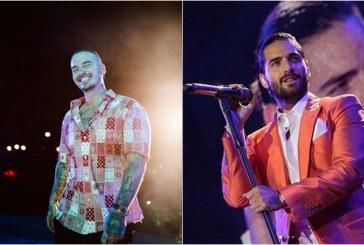 J Balvin y Maluma se unen a Nicky Jam y Ozuna en colaboración musical
