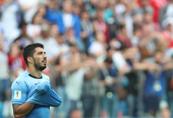 """""""Llegamos como una selección más y acabamos quintos en el Mundial, la mejor de Sudamérica"""": Luis Suárez"""