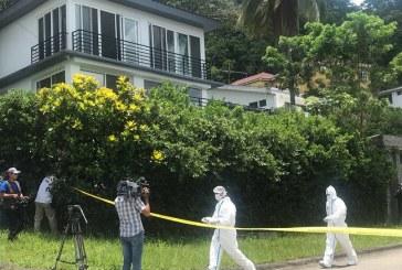 Asesinan a tres miembros de una familia en el interior de una residencia de la Colonia Bellavista
