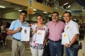 Emprendedores del Bazar del Sábado obtienen sus registros de marca