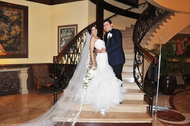 """La boda de Miguel y Bianca…Majestuoso romanticismo en un """"Sí, quiero"""""""