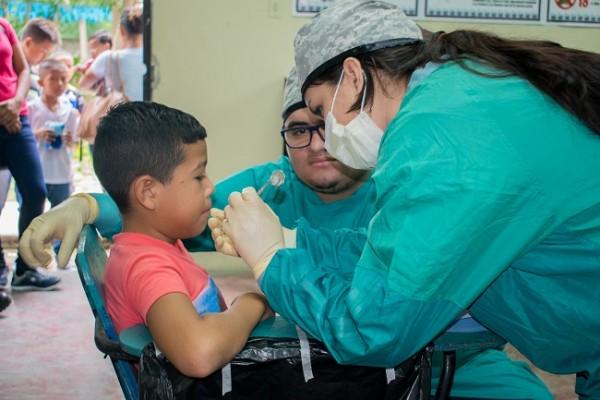 Bigada médica Grupo Jaremar