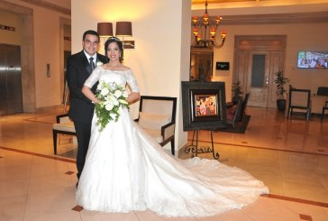 La boda de Kevin y Andrea…la combinación perfecta de elegancia y tradición