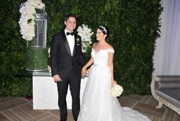 La boda de Roberto y Gabriela… ¡Así surgió la chispa!