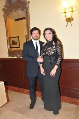 Daniel López y Lizbeth López