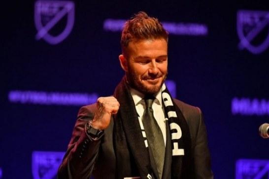 Se filtra el posible logo del equipo de David Beckham en la MLS
