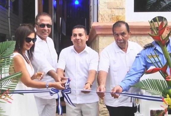 Le apuestan a la inversión de pequeños hoteles en Tela, al inaugurar Hotel Casa Piedras del Mar