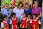 Grupo Jaremar en alianza con CEPUDO realizan reconstrucción a centros educativos en Zamorano