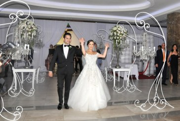 La boda de Ricardo y Arlene…un enlace único e inolvidable