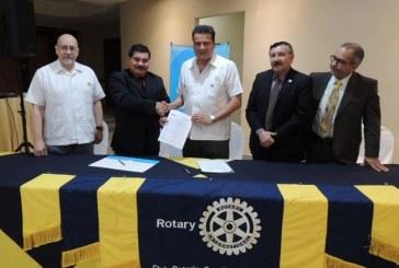Club Rotario SPS y Hábitat para la Humanidad construirán viviendas a familias de escasos recursos