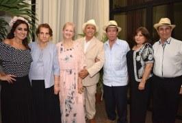 ¡Sorpresa! Havanna Night Party en el cumpleaños de Fouad Faraj