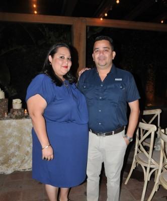 Lourdes García y Rafael Bonilla
