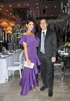 Mari Bardaji y Rolando Sierra