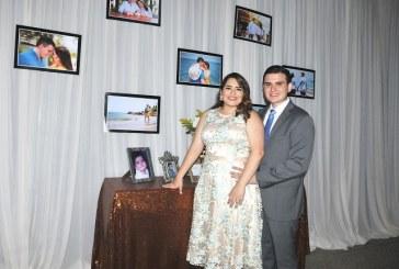 La boda civil de María Gabriela y David Alberto…el reflejo de un solo corazón